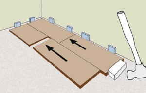 How to lay laminate step by step photo instruction 7