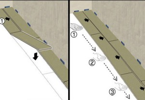 How to lay laminate step by step photo instruction 8