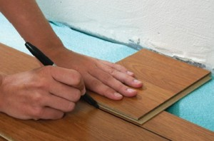 How to lay laminate step by step photo instruction 9